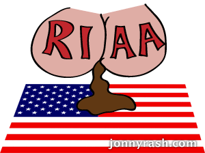 Greed, the RIAA and Corruption in the US Justice System