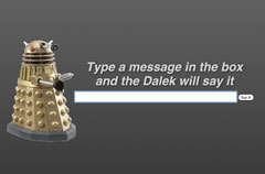 Talking Dalek